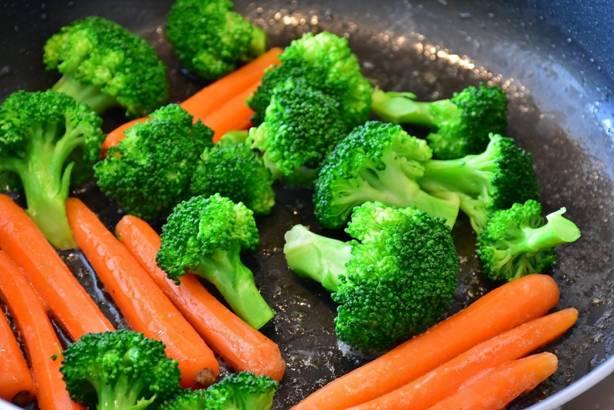 Диета номер три при запорах. Овощи - фото