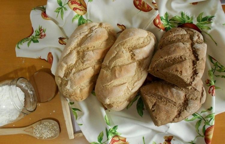 Отруби могут быть в составе хлебобулочных изделий, фото